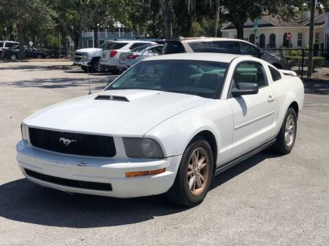 2007 Ford Mustang for sale at Carlando in Lakeland FL