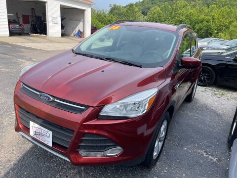 2016 Ford Escape for sale at PIONEER USED AUTOS & RV SALES in Lavalette WV