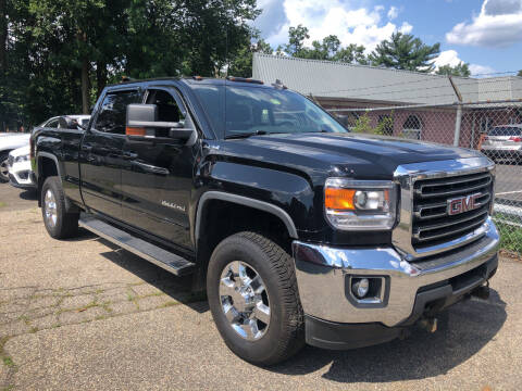 2017 GMC Sierra 2500HD for sale at Chris Auto Sales in Springfield MA