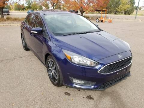 2017 Ford Focus for sale at Red Rock's Autos in Denver CO