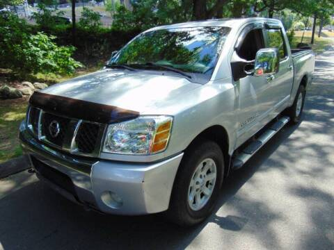 2006 Nissan Titan for sale at Lakewood Auto in Waterbury CT