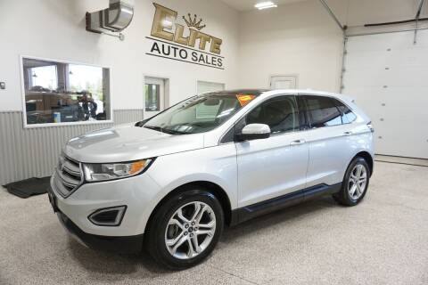 2015 Ford Edge for sale at Elite Auto Sales in Ammon ID