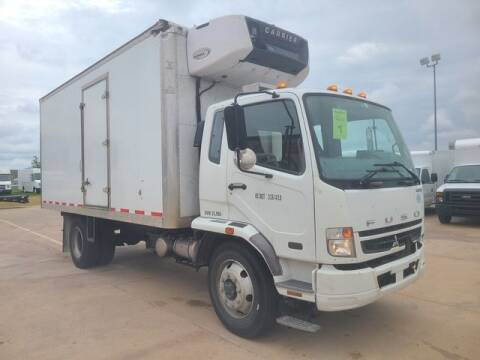 2008 Mitsubishi Fuso FK62F for sale at TRUCK N TRAILER in Oklahoma City OK