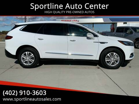 2019 Buick Enclave for sale at Sportline Auto Center in Columbus NE