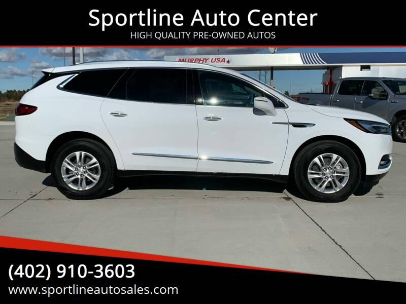 2019 Buick Enclave for sale at Sportline Auto Center in Columbus NE