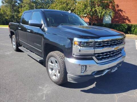 2016 Chevrolet Silverado 1500 for sale at Bratton Automotive Inc in Phenix City AL