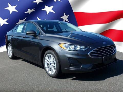 2020 Ford Fusion Hybrid for sale at Gentilini Motors in Woodbine NJ