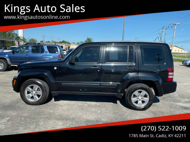 2011 Jeep Liberty for sale at Kings Auto Sales in Cadiz KY
