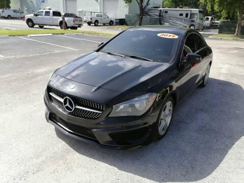 2016 Mercedes-Benz CLA for sale at Best Price Car Dealer in Hallandale Beach FL