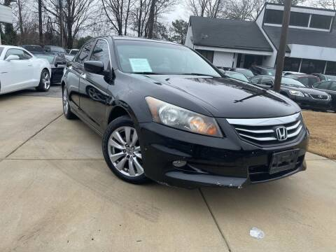 2012 Honda Accord for sale at Alpha Car Land LLC in Snellville GA