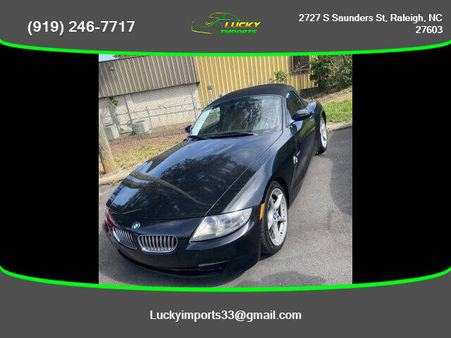 2008 BMW Z4 for sale in Raleigh, NC