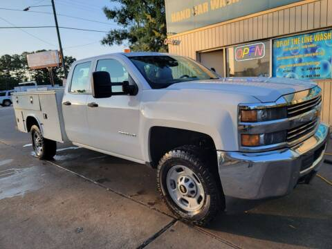 2015 Chevrolet Silverado 2500HD for sale at Capital Motors in Raleigh NC
