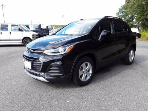 2021 Chevrolet Trax for sale at Strosnider Chevrolet in Hopewell VA