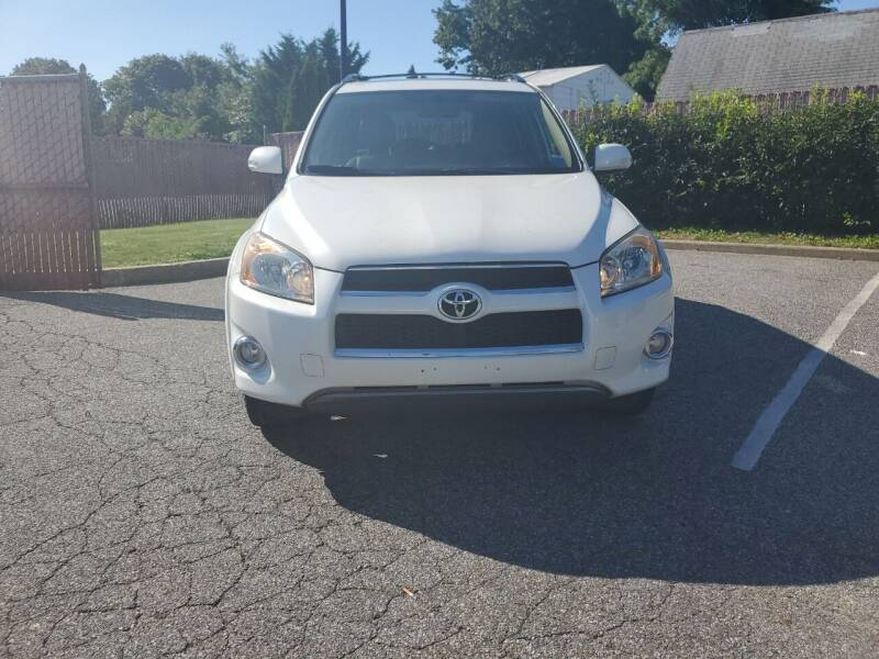 2010 Toyota RAV4 for sale at RMB Auto Sales Corp in Copiague NY