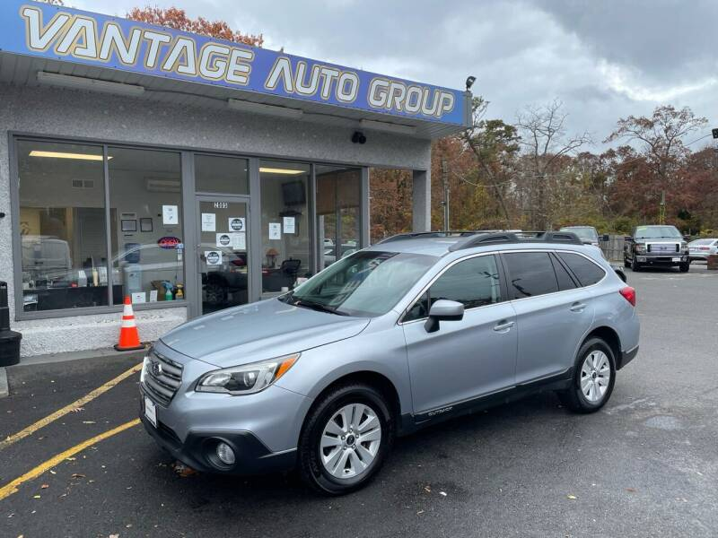 2015 Subaru Outback for sale at Vantage Auto Group in Brick NJ
