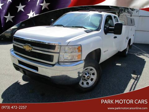 2013 Chevrolet Silverado 3500HD for sale at Park Motor Cars in Passaic NJ