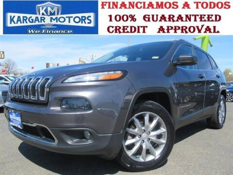 2018 Jeep Cherokee for sale at Kargar Motors of Manassas in Manassas VA