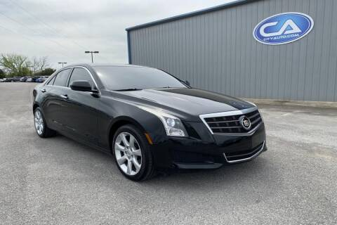 2013 Cadillac ATS for sale at City Auto in Murfreesboro TN