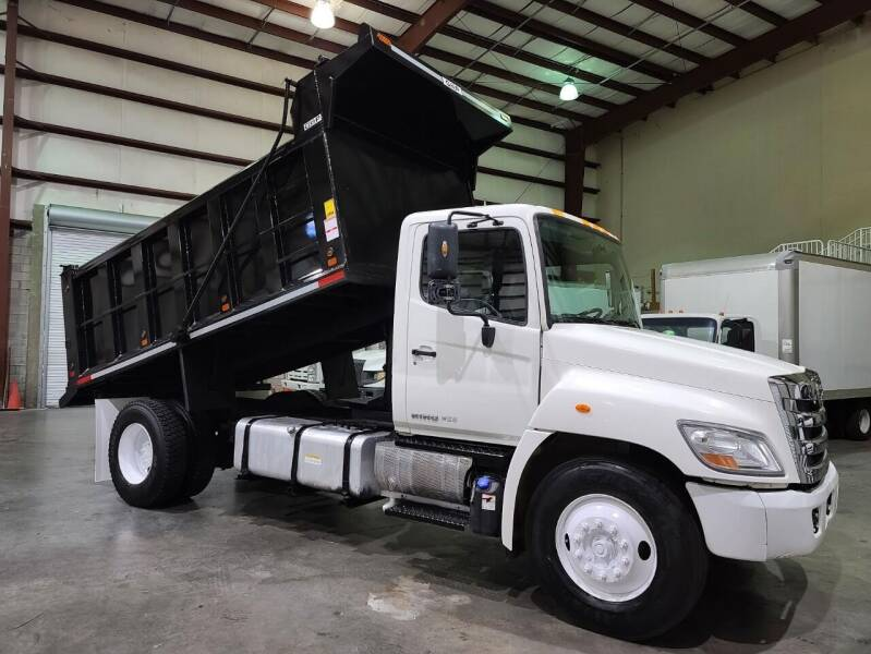 2013 Hino 268 for sale at Transportation Marketplace in West Palm Beach FL