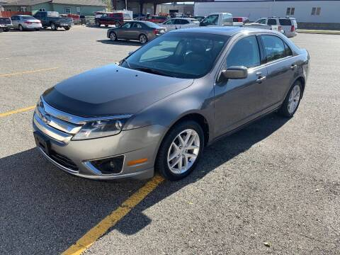 2012 Ford Fusion for sale at Quality Automotive Group Inc in Billings MT