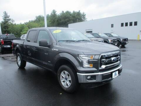 2015 Ford F-150 for sale at MC FARLAND FORD in Exeter NH