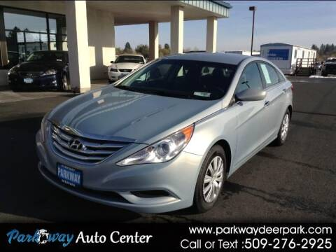 2011 Hyundai Sonata for sale at PARKWAY AUTO CENTER AND RV in Deer Park WA