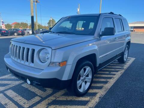 2013 Jeep Patriot for sale at Auto America - Monroe in Monroe NC