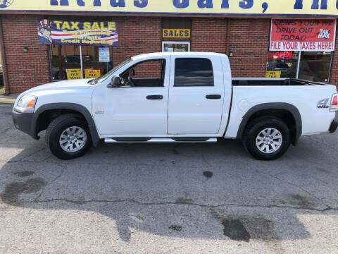 2006 Mitsubishi Raider for sale at Atlas Cars Inc. in Radcliff KY