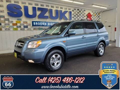 2006 Honda Pilot for sale at BROOKS BIDDLE AUTOMOTIVE in Bothell WA