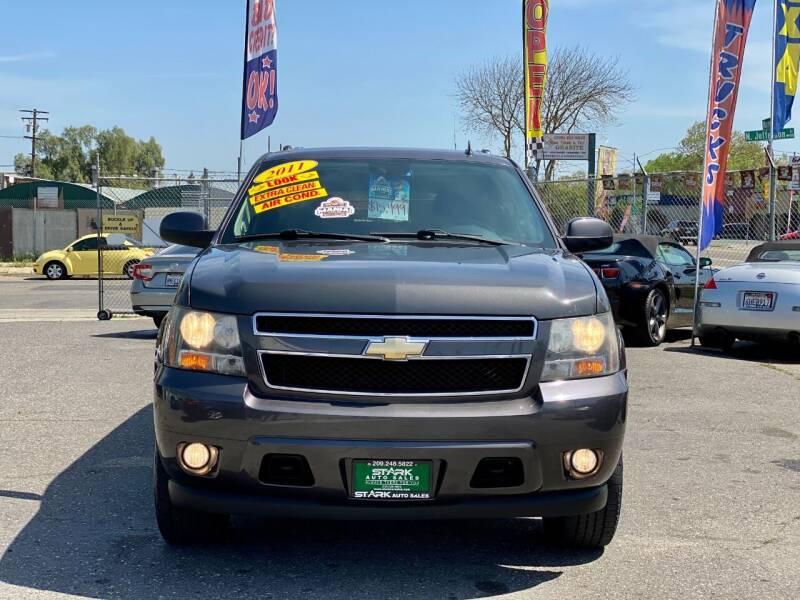 2011 Chevrolet Suburban for sale at Stark Auto Sales in Modesto CA