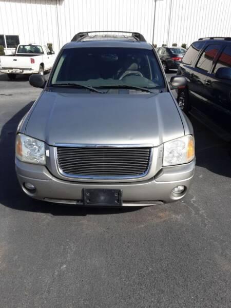 2003 GMC Envoy XL for sale at Mathews Used Cars, Inc. in Crawford GA