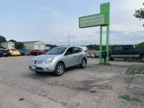 2010 Nissan Rogue for sale at Independent Auto in Belle Fourche SD