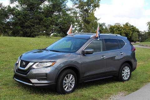 2019 Nissan Rogue for sale at CHASE MOTOR in Miami FL