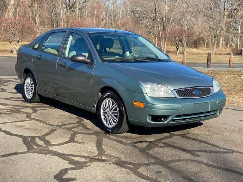 2005 Ford Focus for sale at Choice Motor Car in Plainville CT