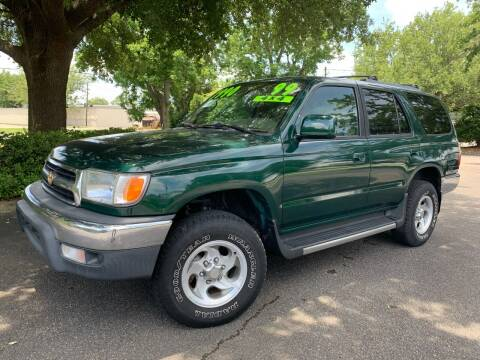 1999 Toyota 4Runner for sale at Seaport Auto Sales in Wilmington NC