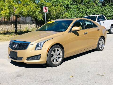 2013 Cadillac ATS for sale at Posen Motors in Posen IL