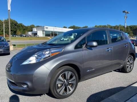 2015 Nissan LEAF for sale at Southern Auto Solutions-Jim Ellis Volkswagen Atlan in Marietta GA