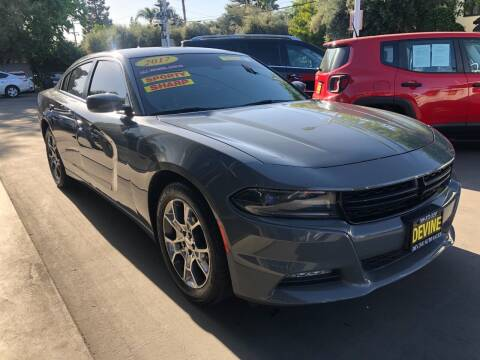 2017 Dodge Charger for sale at Devine Auto Sales in Modesto CA