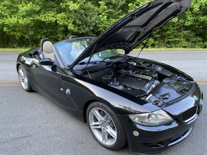 2008 BMW Z4 M for sale at Auto Revolution in Charlotte NC