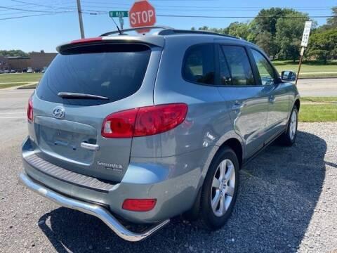 2008 Hyundai Santa Fe for sale at English Autos in Grove City PA