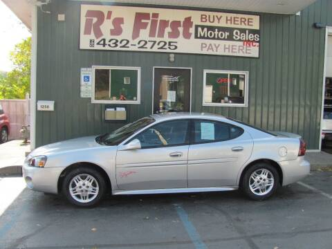 2004 Pontiac Grand Prix for sale at R's First Motor Sales Inc in Cambridge OH