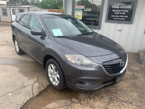 2013 Mazda CX-9 for sale at Rutledge Auto Group in Palestine TX