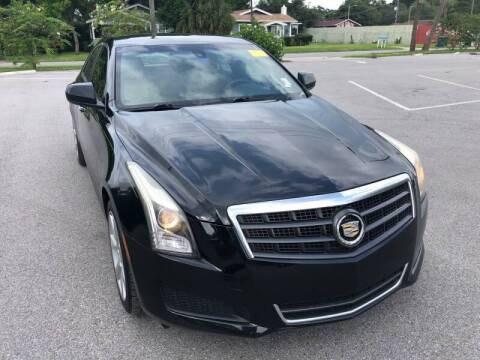 2013 Cadillac ATS for sale at Consumer Auto Credit in Tampa FL