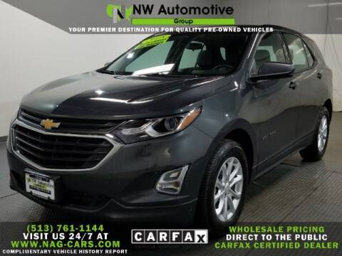 2018 Chevrolet Equinox for sale at NW Automotive Group in Cincinnati OH
