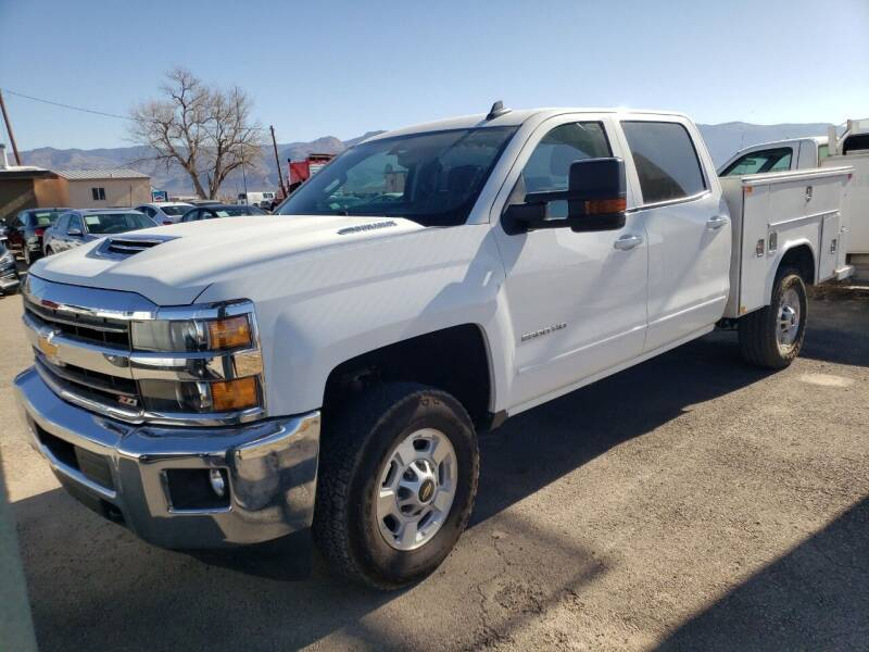 2019 Chevrolet Silverado 2500HD for sale at Bickham Used Cars in Alamogordo NM