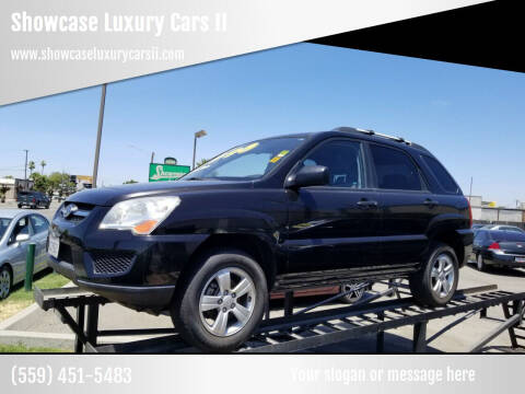 2009 Kia Sportage for sale at Showcase Luxury Cars II in Pinedale CA