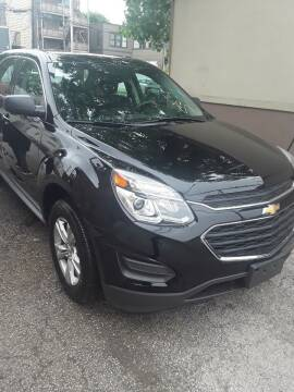 2017 Chevrolet Equinox for sale at ECONOMY AUTO MART in Chicago IL