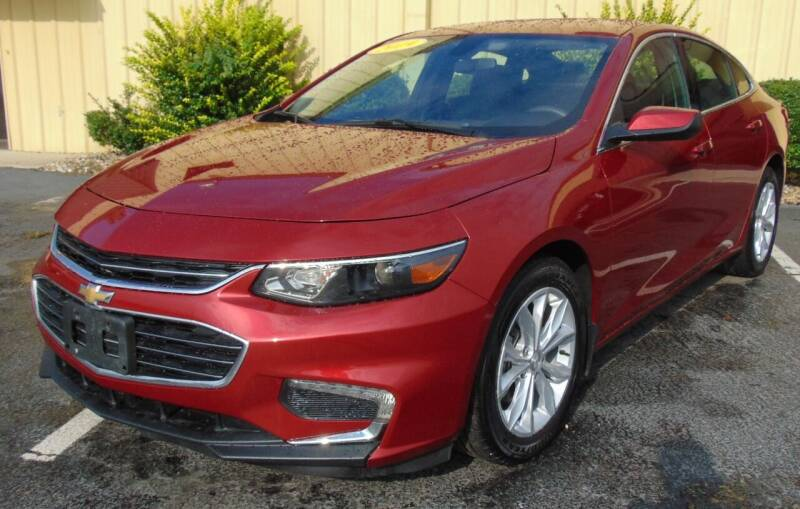 2019 Chevrolet Malibu for sale at Kenny's Auto Wrecking - Kar Ville- Ready To Go in Lima OH