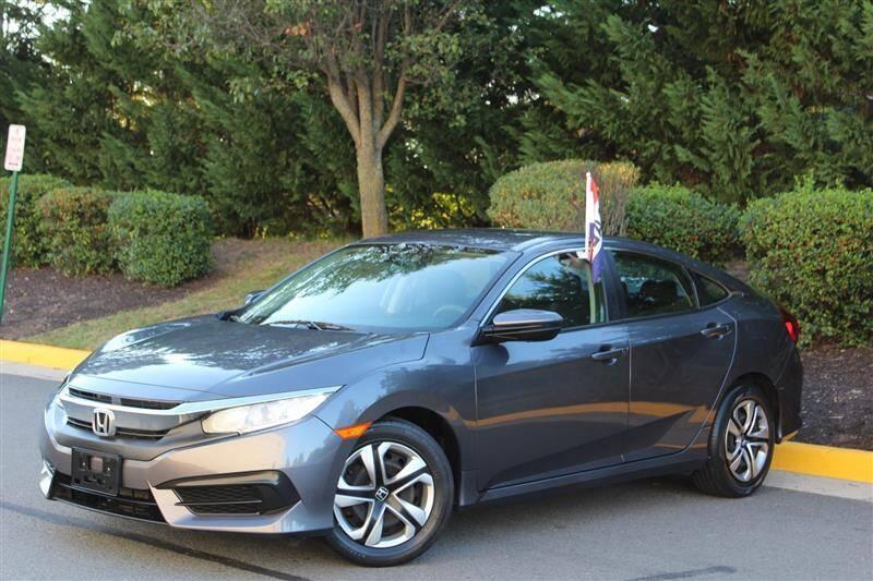 2016 Honda Civic for sale at Quality Auto in Manassas VA