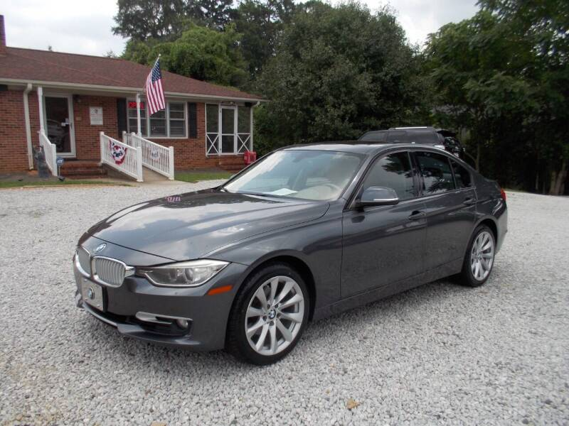 2012 BMW 3 Series for sale at Carolina Auto Connection & Motorsports in Spartanburg SC